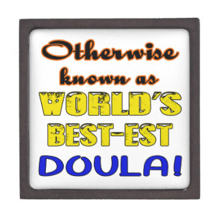 Otherwise known as world's bestest Doula Jewelry Box