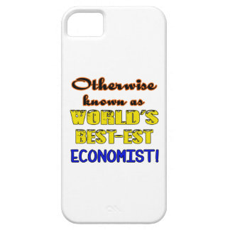 Otherwise known as world's bestest Economist iPhone SE/5/5s Case