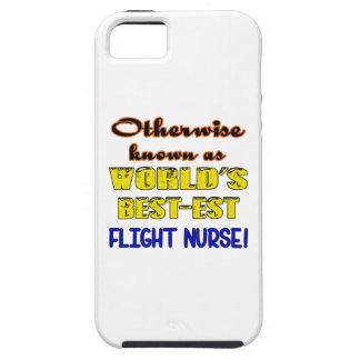 Otherwise known as world's bestest Flight Nurse iPhone SE/5/5s Case