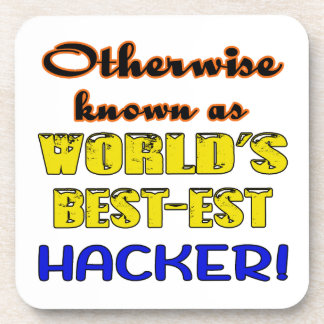 Otherwise known as world's bestest Hacker Coaster