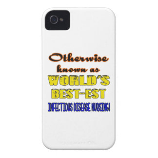 Otherwise known as world's bestest Infectious dise iPhone 4 Case-Mate Case