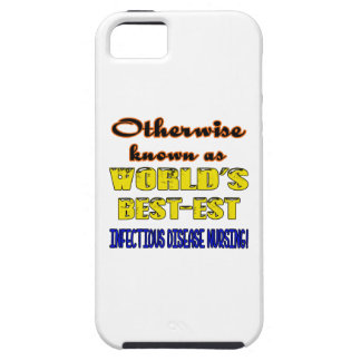 Otherwise known as world's bestest Infectious dise iPhone SE/5/5s Case