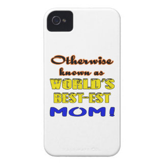 Otherwise known as world's bestest Mom Case-Mate iPhone 4 Case