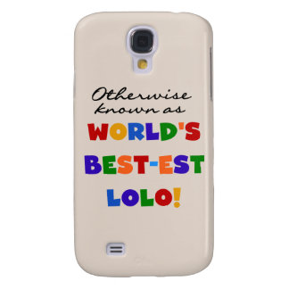 Otherwise Known Best-est Lolo and Gifts Samsung S4 Case