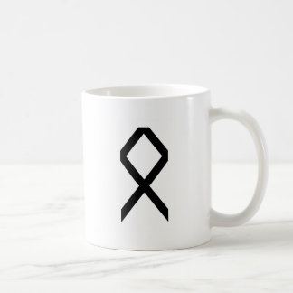 OTHILA RUNE COFFEE MUG