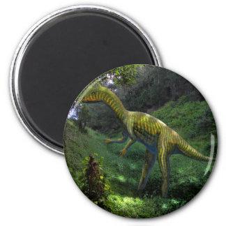 Othiniela Dinosaur 2 Inch Round Magnet