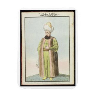 Othman (Osman) I (1259-1326), fundador del Ottom Imanes De Vinilo