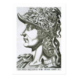 Otho (32-69 ANUNCIO), 1596 (grabado) Postal