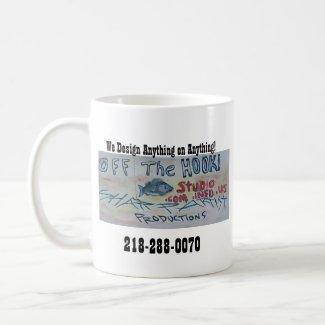 OTHS Sharp Artist Mug mug