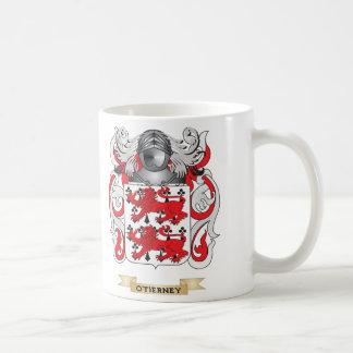 O'Tierney Coat of Arms (Family Crest) Mug