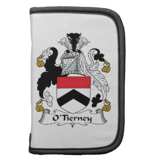 O'Tierney Family Crest Planner