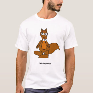 Otis Squirrel T-Shirt