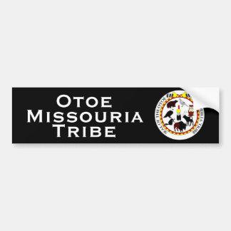 Otoe Missouria Tribe Bumper Sticker