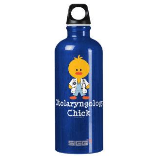 Otolaryngologist Otolaryngology Chick Aluminum Water Bottle
