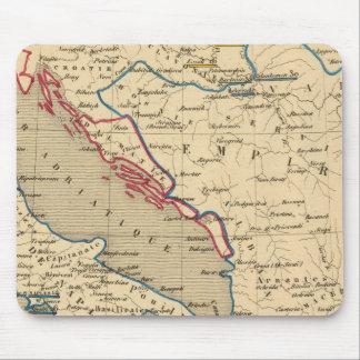 Otomano de L Empire la Grece y l Italie Tapete De Ratón