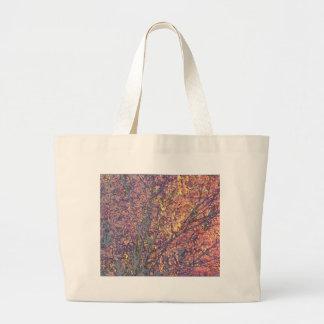 otoño bolsa de mano
