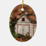 Otoño - casa - nuestra vertiente vieja adorno