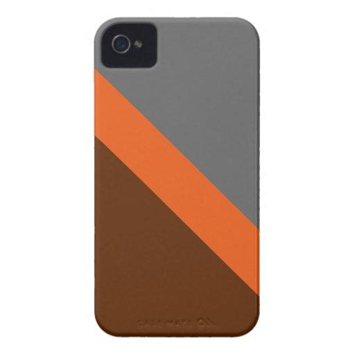 Otoño de GEOSTRIPS Case-Mate iPhone 4 Protector
