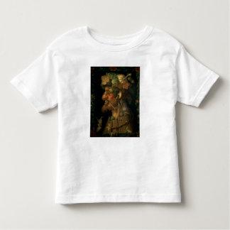 Otoño, de una serie que representa los cuatro tee shirt