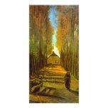Otoño de Vincent van Gogh Tarjeta Fotográfica Personalizada