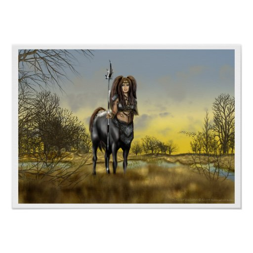 Otoño del Centaur Impresiones