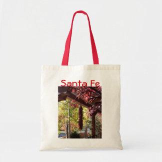 Otoño en Santa Fe Bolsas De Mano