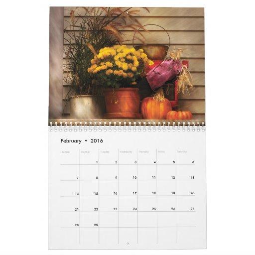 Otoño I Calendario