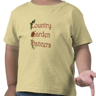 Otoño: princesa campesina camiseta