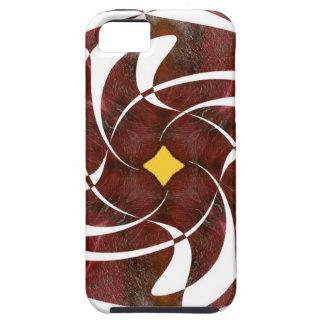 Otoño que gira noviembre de 2012 cruzado iPhone 5 Case-Mate cobertura