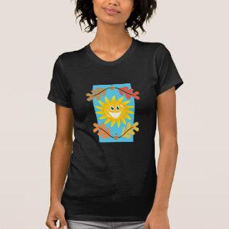 Otoño Sun Camiseta