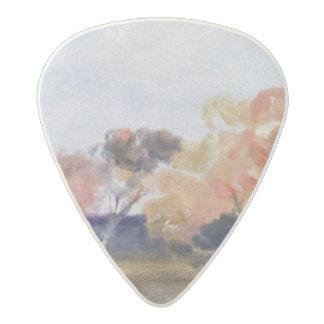 Otoño, Sussex Púa De Guitarra Acetal