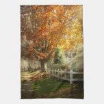 Otoño - Westfield, NJ - otoño del amor de I Toalla