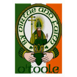 O'Toole Clan Motto Poster Print