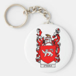 O'TOOLE Coat of Arms Keychain