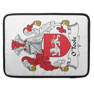O'Toole Family Crest Sleeves For MacBook Pro