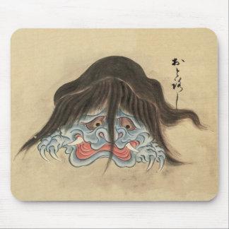 Otoroshi (Sawaki Scroll) Mouse Pad
