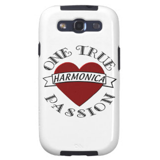 OTP: Armónica Galaxy S3 Fundas