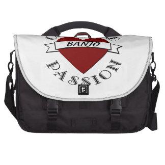 OTP Banjo Laptop Messenger Bag