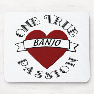 OTP: Banjo Mousepad
