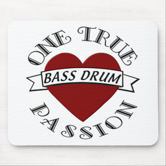 OTP: Bass Drum Mouse Pad