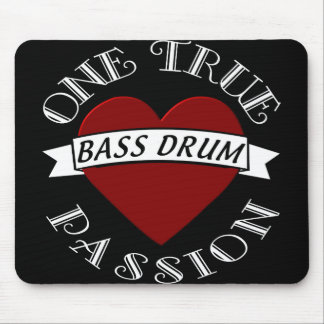 OTP: Bass Drum Mouse Pads