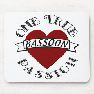 OTP: Bassoon Mouse Pads