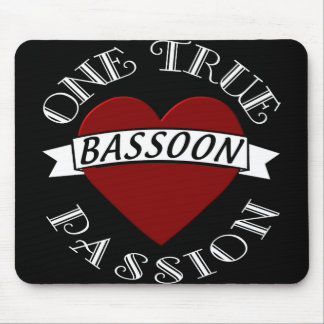 OTP: Bassoon Mouse Pad