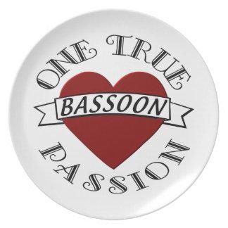OTP: Bassoon Platos De Comidas