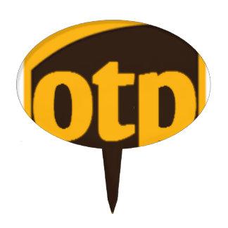 OTP CAKE TOPPER