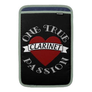 OTP: Clarinet MacBook Air Sleeves