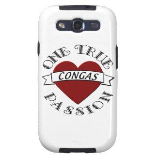 OTP: Congas Galaxy S3 Funda