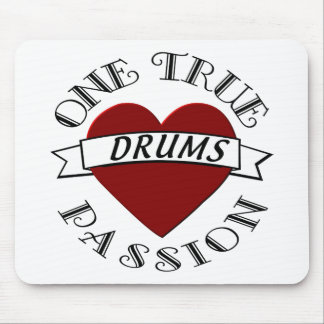 OTP: Drums Mouse Pad