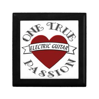 OTP Electric Guitar Trinket Boxes