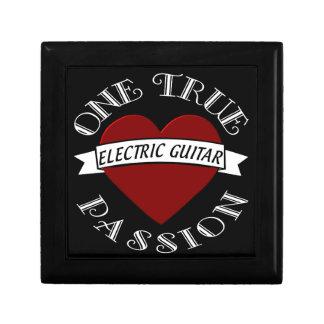 OTP Electric Guitar Trinket Box